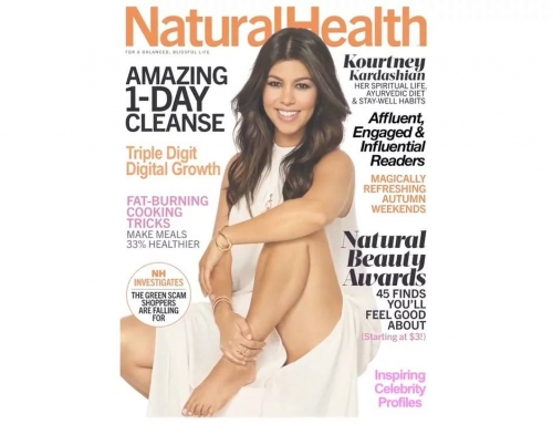 Natural Health Magazine: Sizzle Reel Video