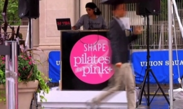 shape pilates