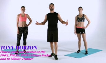 tony horton summer shape up