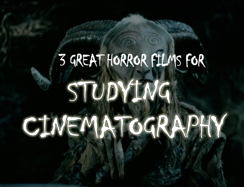 3 Great Horror Films for Studying Cinematography