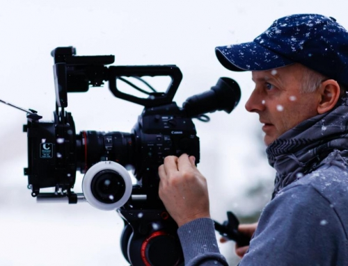 Get Your Film Made – Finding Confidence to Make Your First Film